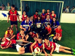 Kinderfussballturnier II